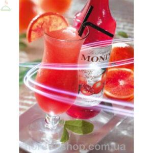 Сироп Monin Красный Апельсин