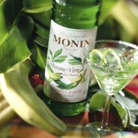 Сироп Monin Зеленый банан