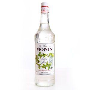 Сироп для коктейлей Monin Мохито ментол (Mojito Mint)