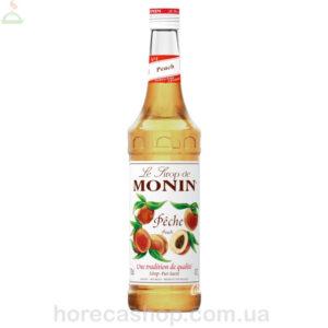 Сироп Monin Персик