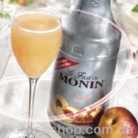 Monin пюре персик