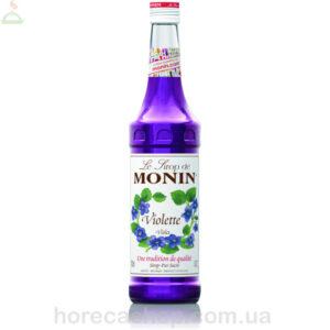 Сироп Monin Фиалка