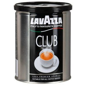 Кофе молотый Lavazza Club