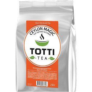 Чай черный рассыпной ТОТТІ Магия Цейлона
