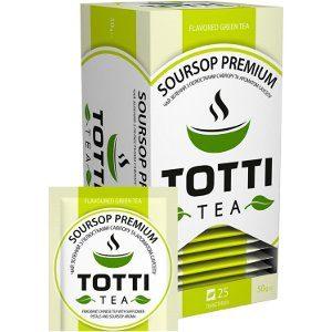 Чай зеленый TOTTI «Саусеп Премиум»